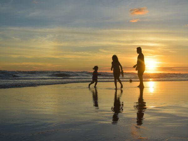 atpūta ar bērniem kurzemes jūrmalā