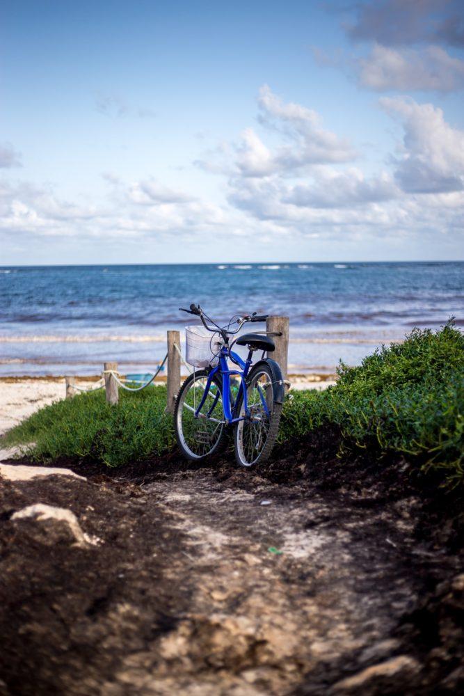 atpūta ar velosipēdiem ģimenei kurzemē