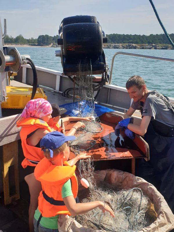 izbrauciens ar zvejas kuģīti Liepāja